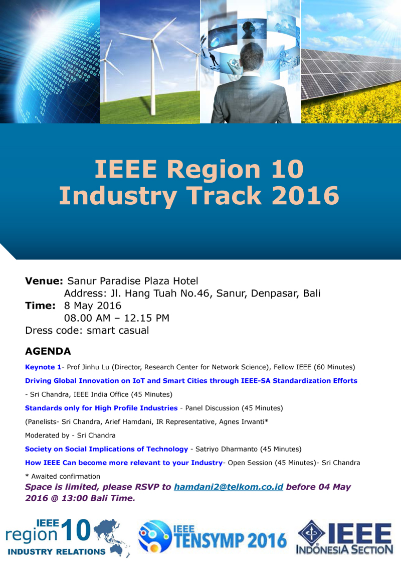 Industry-track-2016